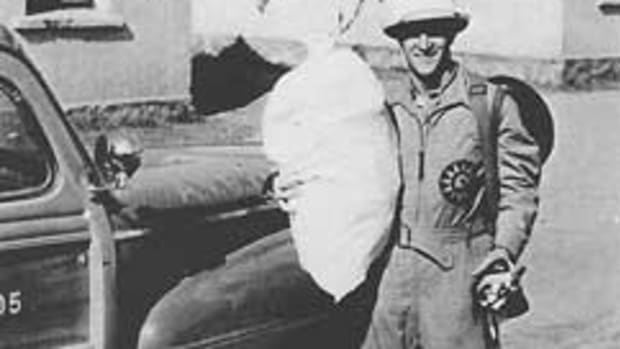 John R. Rossi flew with the 1st Pursuit Squadron.