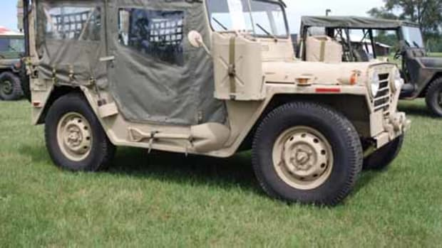 buyer guide M151A1 1-4th ton truck