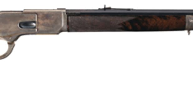 "Documented, Winchester First Model 1873 ""One of One Thousand"" Lever Action Rifle with Factory Letter"