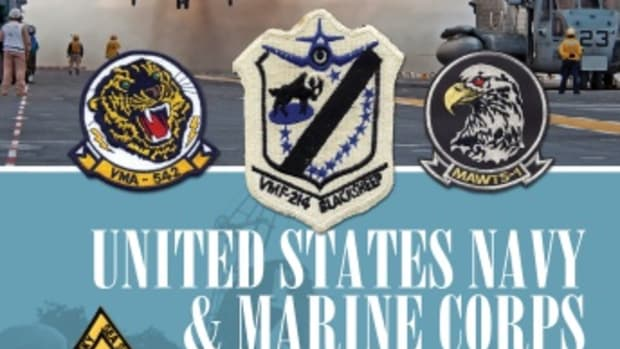 Navy and Marine squadrons