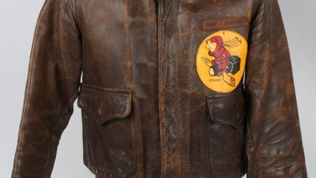 https://www.liveauctioneers.com/item/61938460_wwii-us-army-air-force-a-2-jacket-4th-recon-squadWorld War II U.S. 13th Army Air Force A-2 jacket, 4th Recon Squadron, $1,680