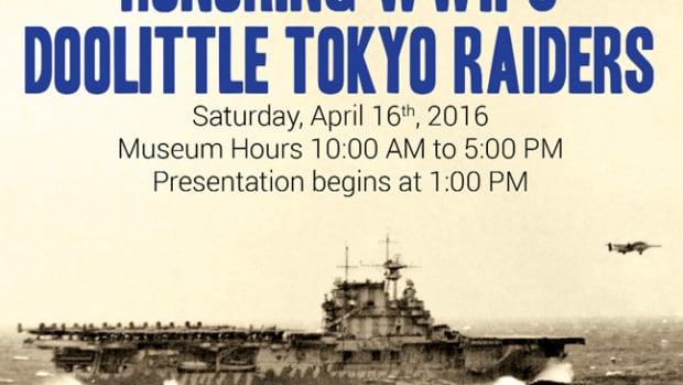 USS Hornet Museum Doolittle Anniversary (PRNewsFoto/USS Hornet Museum)
