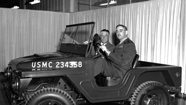amc-president-george-romney-on-a-1959-usmc-m-422