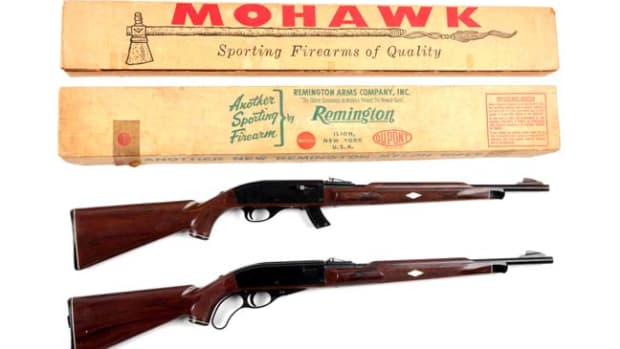 Two Boxed Remington Nylon Rifles