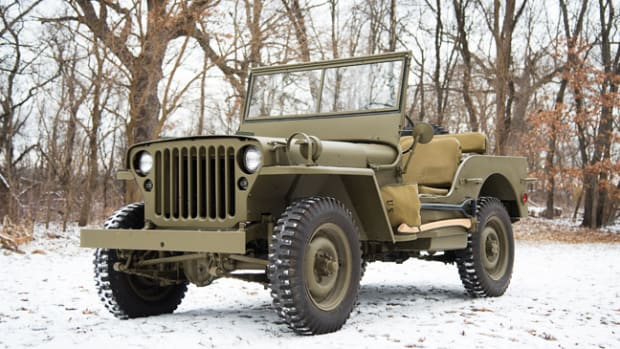 1-JAN 1942 Willys MB John Bochnicka