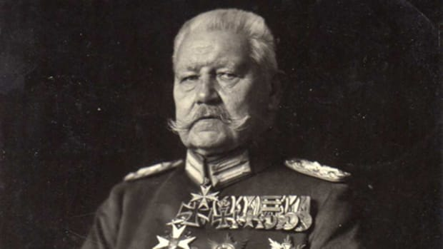"""Field Marshal Paul von Hindenburg, President of the German Republic,established the Honor Cross of the World War 1914/1918 by an order dated 13 July 1934, to commemorate the distinguished deeds of the German people during WWI. This was Germany's first official service medal for soldiers of Imperial Germany who had taken part in the war. It is also known as the """"Hindenburg Cross."""""""