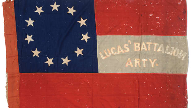 LUCAS ARTILLERY