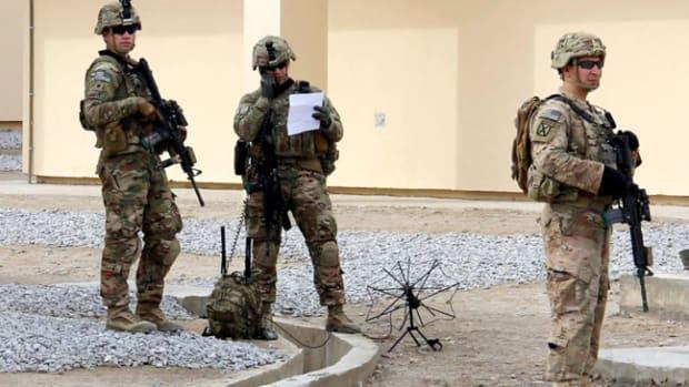 Manpack-Afghanistan