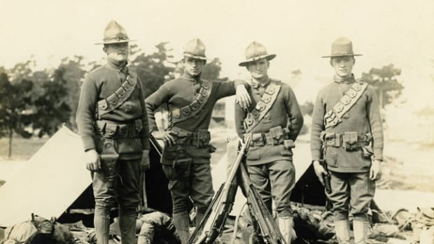 More than 100 years ago, the U.S. was in a border war with Mexico from 1910 to 1919. Often called the Mexican Border Conflict or even the Bandit War, the U.S. Army stationed along the Mexican border fought with Mexican rebels, bandits, or federal troops of Mexico.