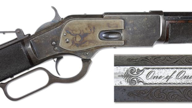 """One of One Thousand"" Winchester Model 1873 Rifle from the Ray Bentley Collection"