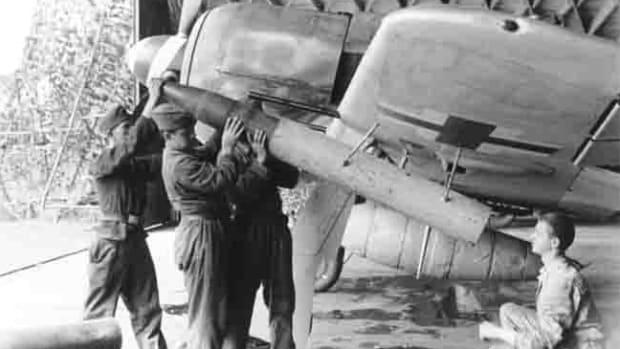 Flugzeug Focke-Wulf Fw 190, Bewaffnung