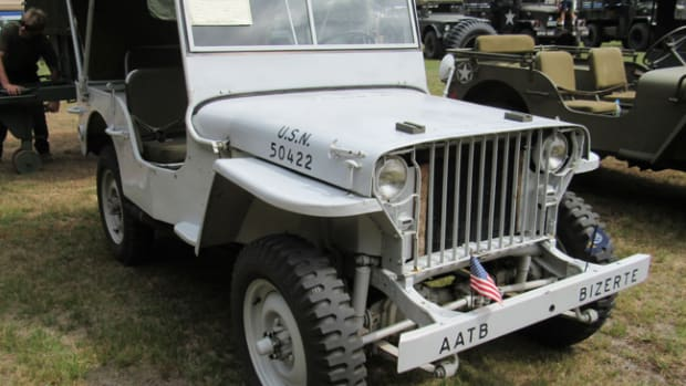 1941 Willys MB, Craig Cakouros