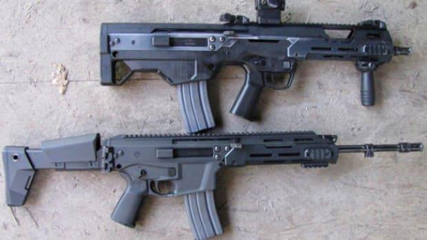 Grot 5.56mm assault rifles