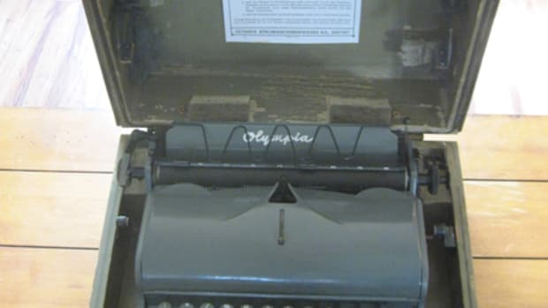 Web Typewriter