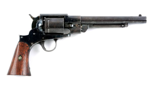 Freeman Single Action Percussion Revolver
