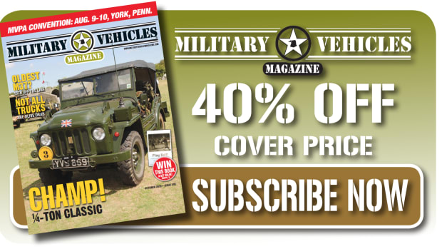 Military Vehicles Sub Offer