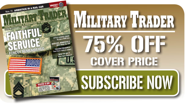 Military Trader Sub Offer