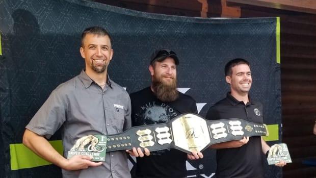Sniper Challenge Winners