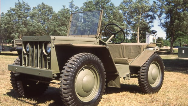 TC-3 Crosley Pup, built Sept 1943