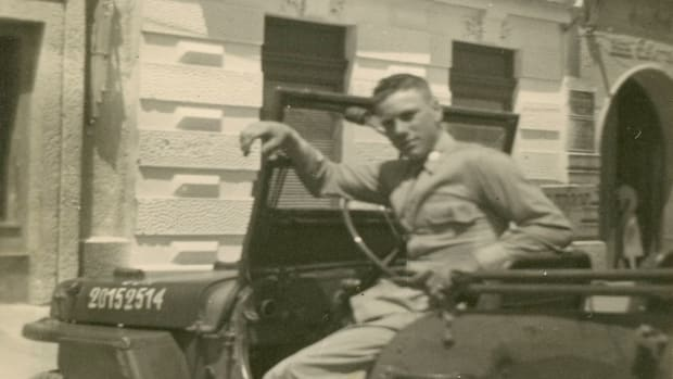 "Doin' it, ""Berlin-Style."" Following the end of hostilities, American GIs turned to hot-rodding surplus Jeeps to pass their time. So many modified GPWs and MBs rolled the streets of the former Nazi capitol, that they took on a name of their own: ""Berlin hot rods."""