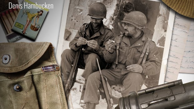 Sweepstakes GI In Ardennes