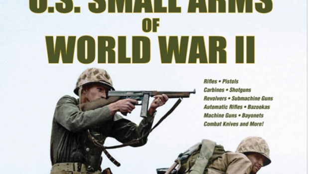 U.S. Small Arms of World War II, by Bruce N. Canfield