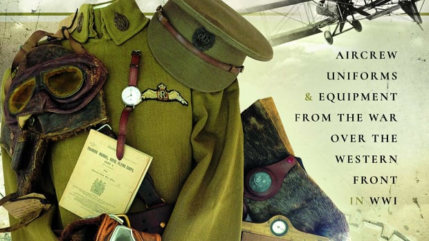 Cover: Royal Flying Corps Kit Bag: Aircrew Uniforms & Equipment from the War Over the Western Front in WWI, by Mark Hillier