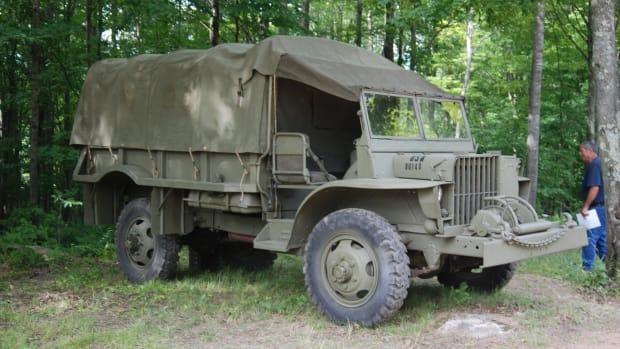 Ford GTB Cargo version