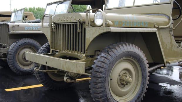 Willys MA Jeep