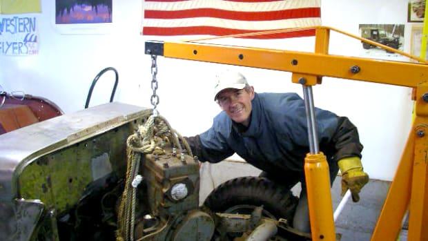 5. Motor removaladj