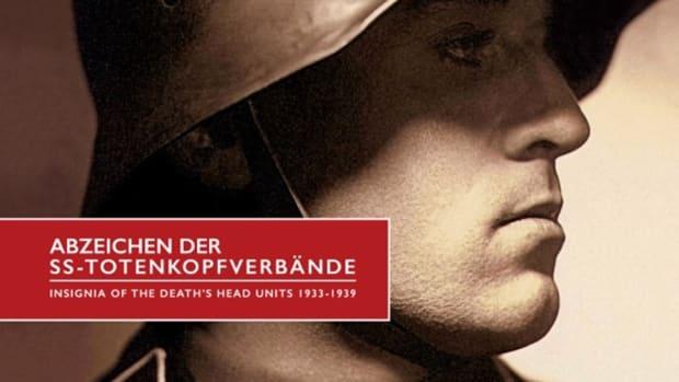 Abzeichen der SS-Totenkopfverbände – Insignia of the Death's-Head Units 1933-1939, by Derek Chapman,