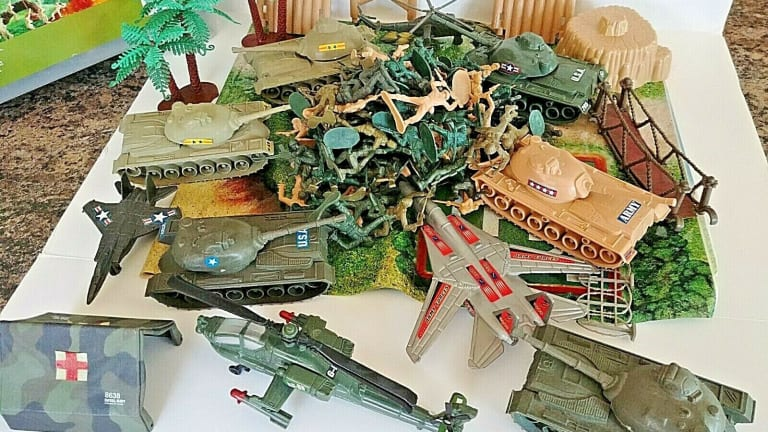UPDATED: 12 Cool Toy Military Vehicles Under $15 each to fill your toy box!