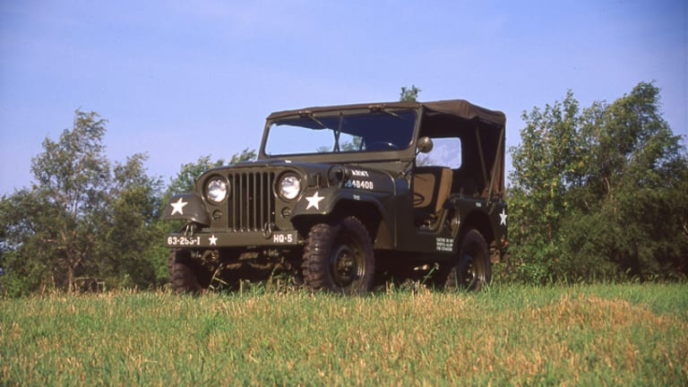 Buyer's Guide: M38A1 1/4-Ton Willys Jeep