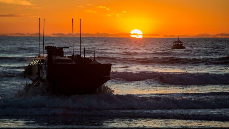 Marine Corps will start fielding Amphibious Combat Vehicle