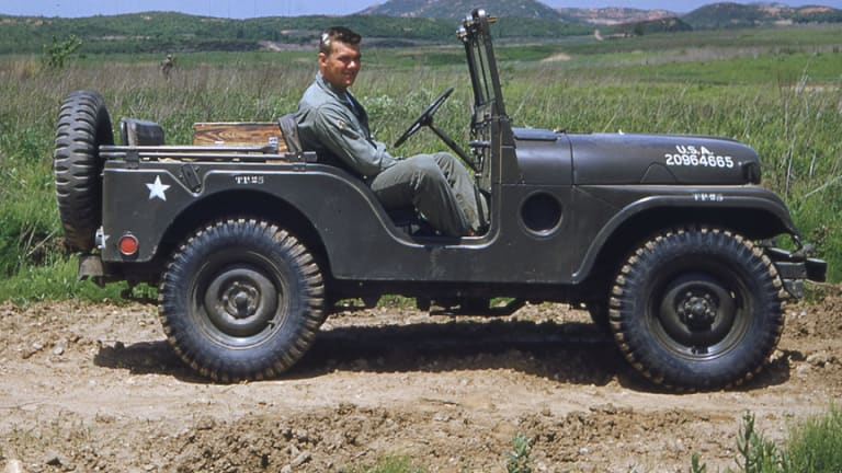 """G-758 M38A1: Willys' """"In-Between"""" Jeep"""