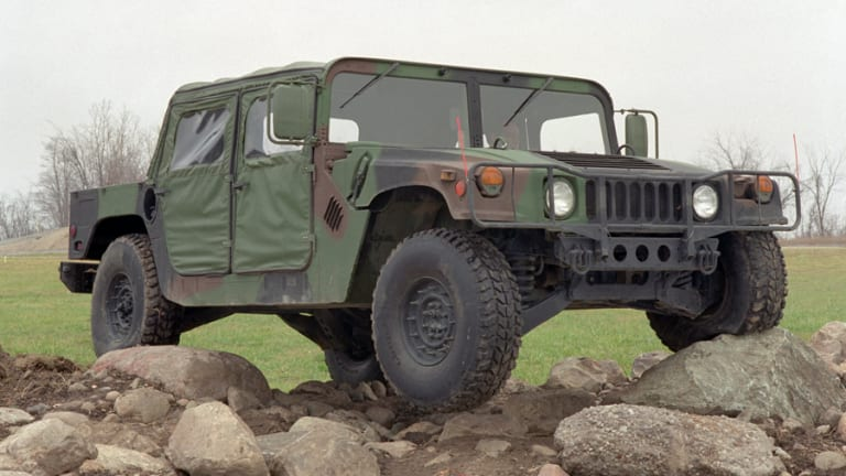 HMMWVS in the Historic Military Vehicle Hobby - Part II