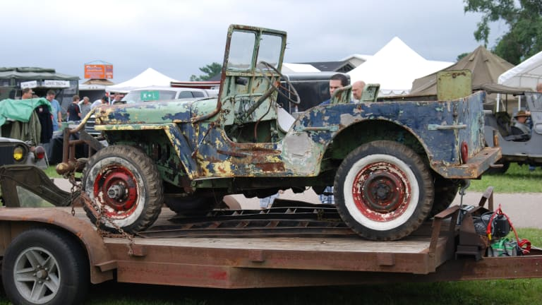 Historic Military Vehicle Buying tips: Is it the RIGHT vehicle for you?