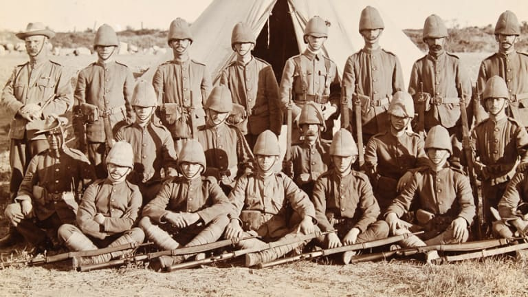Pith Helmets of the British Empire