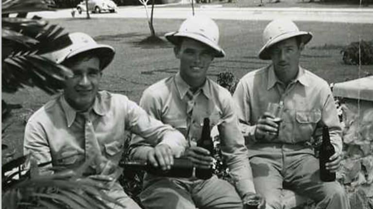 The Pressed Fiber Sun Helmet: America's 'Other' WWII Lid