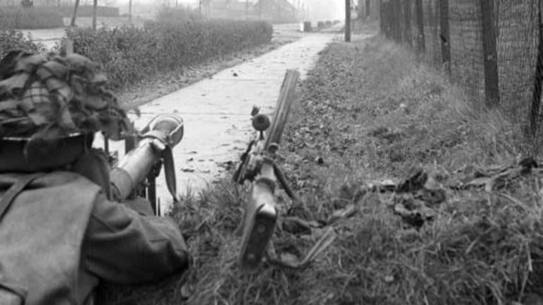 The PIAT Gun: Britain's WW2 Tank Killer