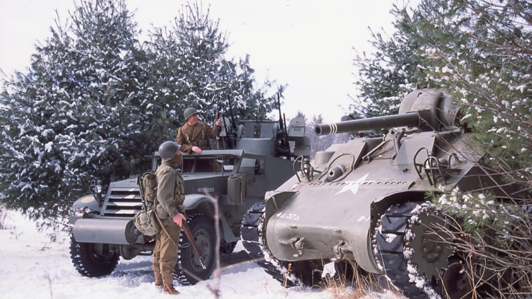 Prepare your historic military vehicle for winter
