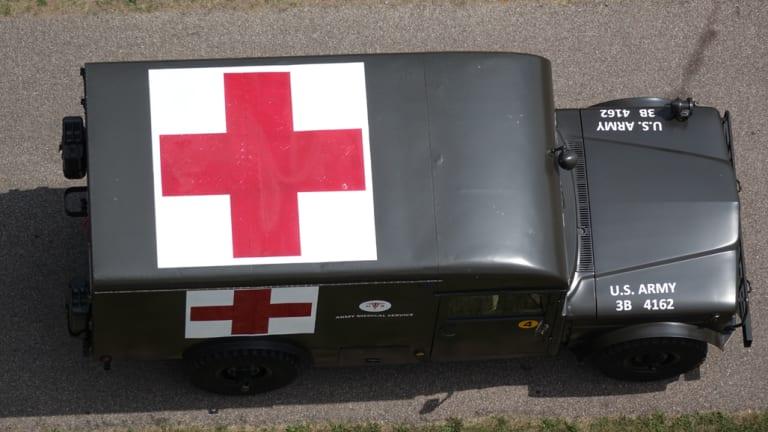 Military Vehicle Spotlight: M725 Ambulance