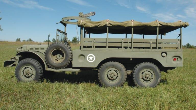 Buyer's Guide WC-62/63 Dodge 6x6 Cargo Truck