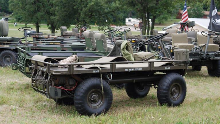 "Buyers Guide: M274 ""Mule"" 1/2-ton truck"