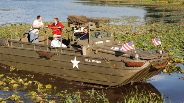 Buyer's Guide: The DUKW Amphibious Cargo Truck