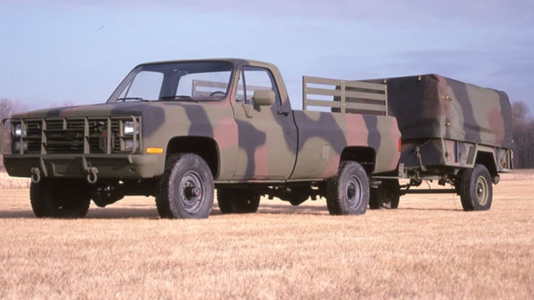 Buyers Guide: M1008 Chevrolet CUCV 5/4-Ton Truck