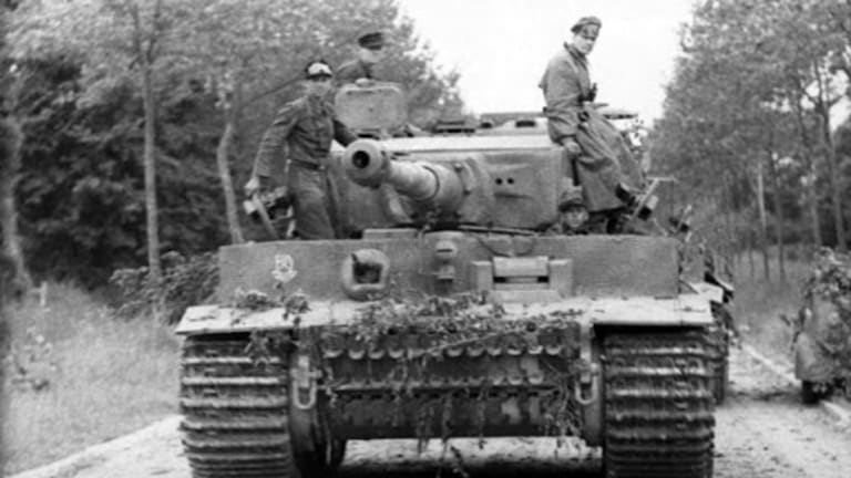 Achtung Panzer! The German Tank Badge of WWII
