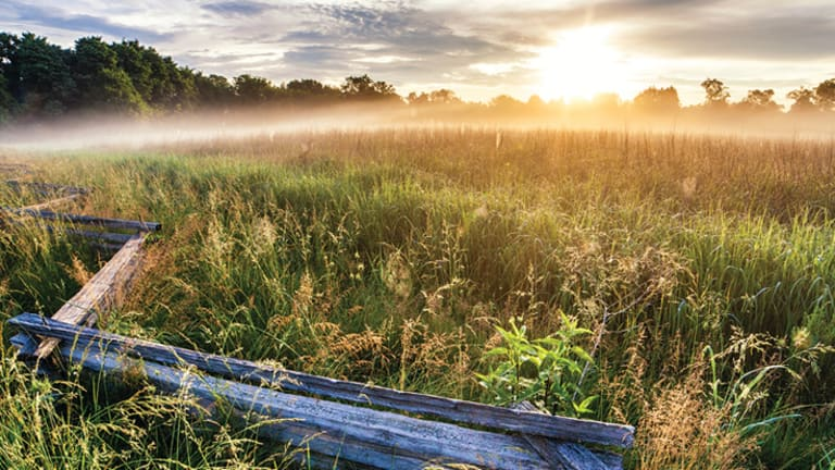 Stones River Battlefield Preserved