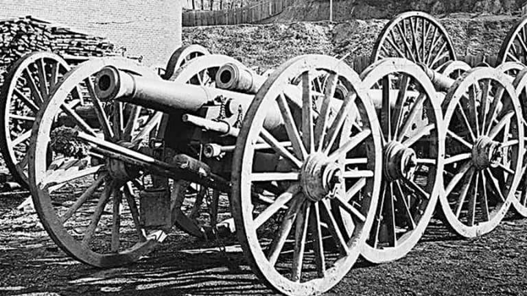The Model 1841 Field Gun
