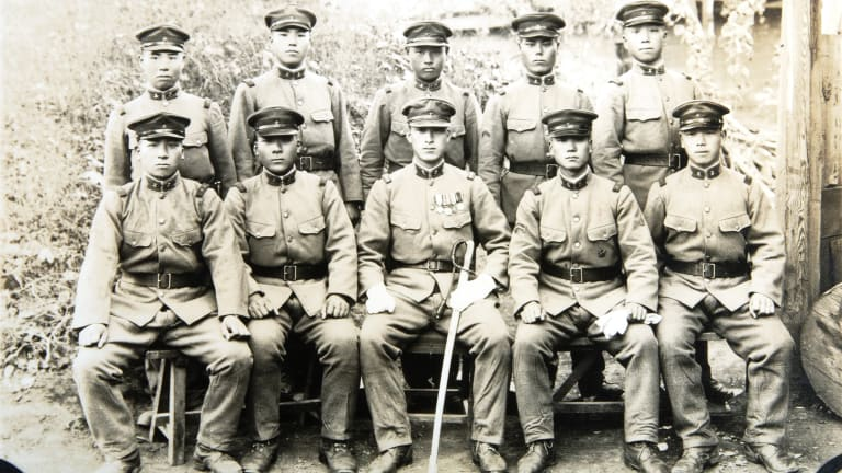 Japanese WWII Army EnlistedTunics